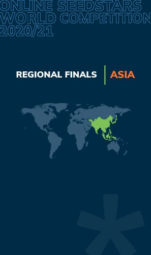 The best startups in Asia are ready to compete in the Regional Final!
