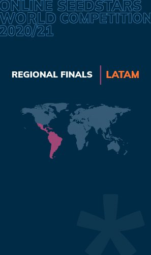 Get ready to discover the best startups from Latin America!