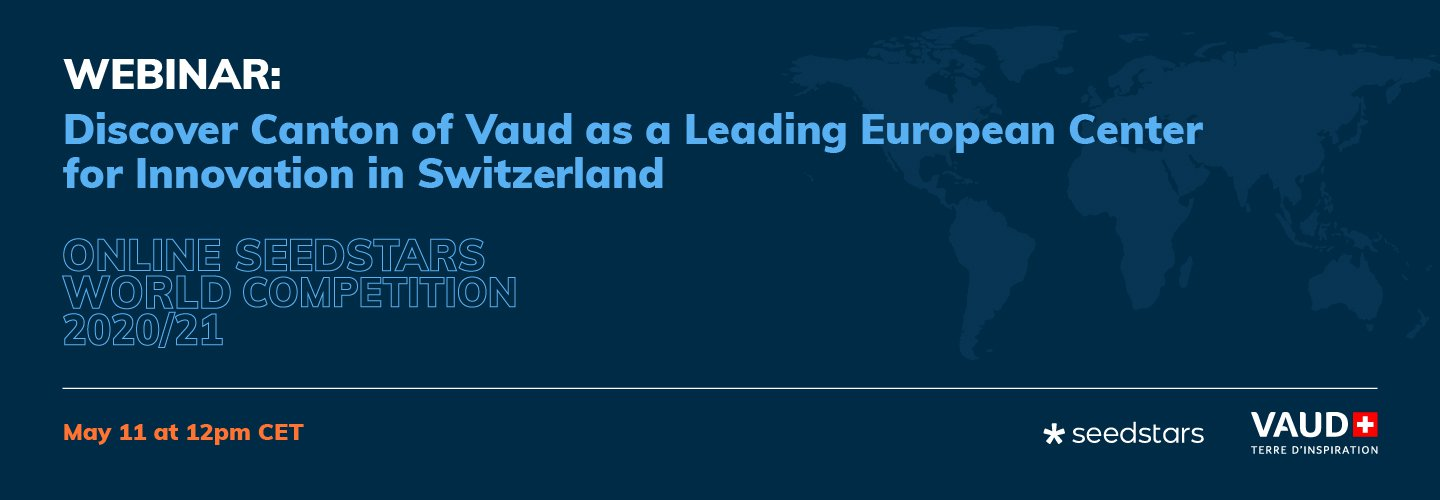 Discover Canton of Vaud as a leading European center for Innovation in Switzerland