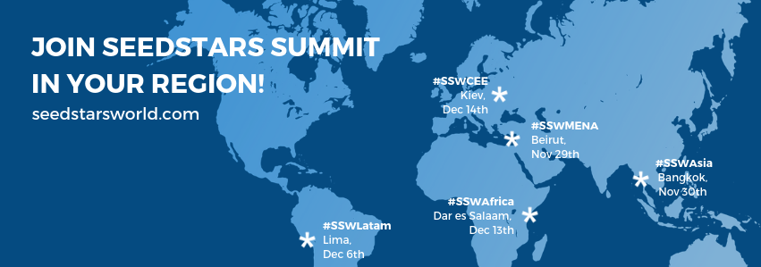 Seedstars Summit Is Coming to Your Region!