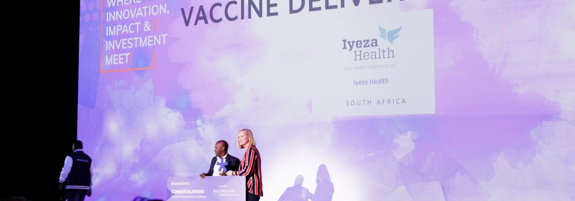 Bill & Melinda Gates Foundation Awards Nigeria's Medsaf, SA's Iyeza Health with $10k each