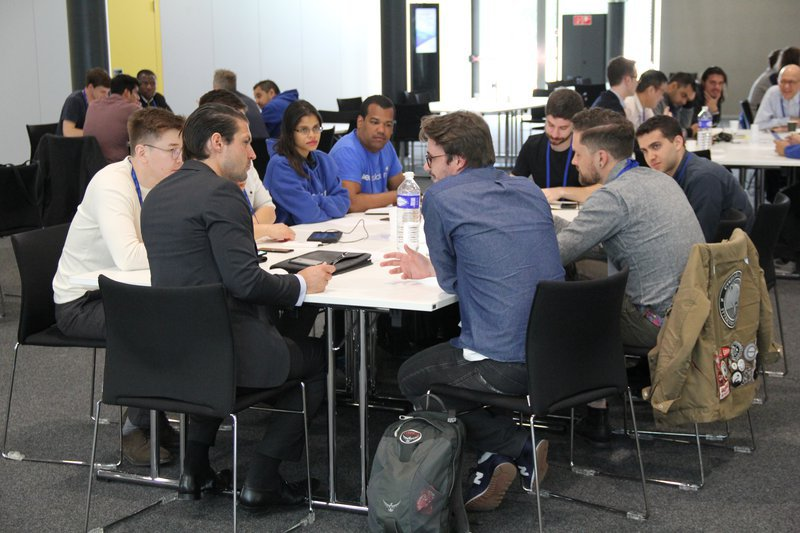 One-on-one mentoring sessions