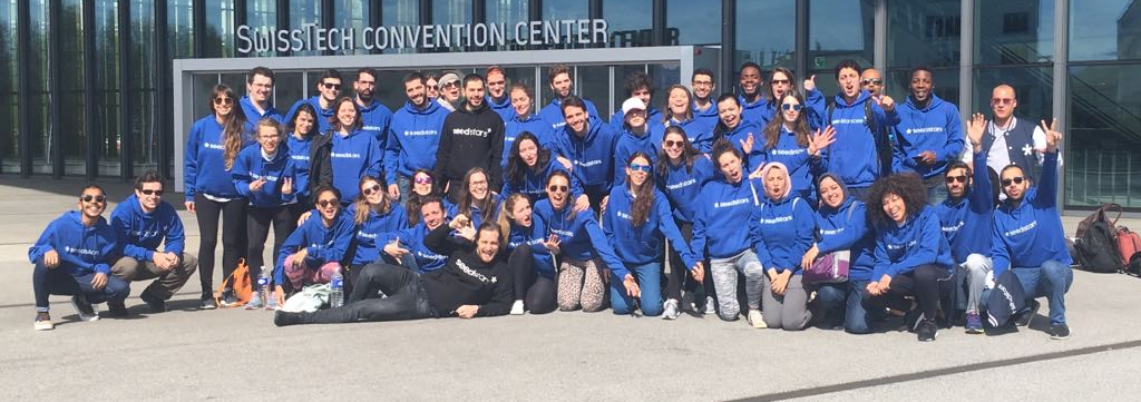 Seedstars World Tour 2018 kicks off with the 6th edition of the Seedstars World Competition!