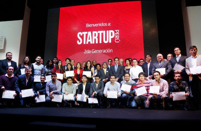 Startup Perú (SUP) 2G - 2nd batch.