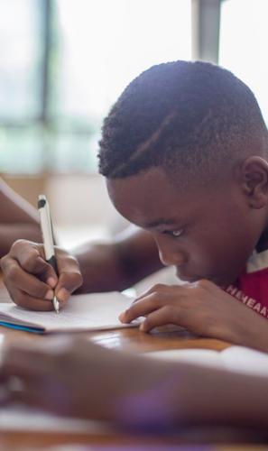 Schools in the Congo