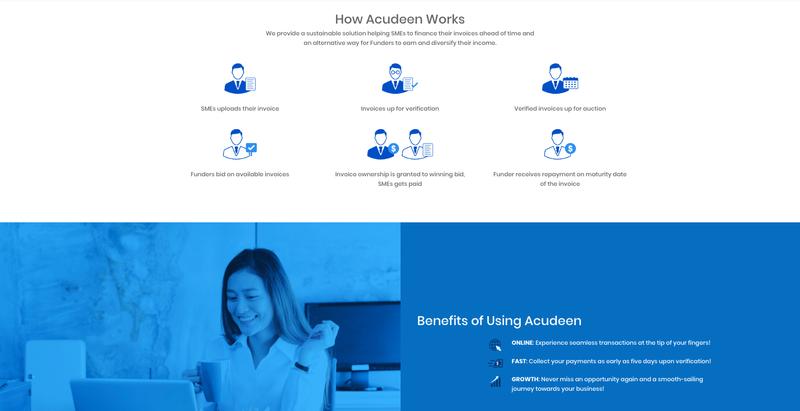 Acudeen Technologies, Inc.
