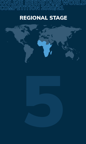 The best startups from Mauritius, Ivory Coast, Kenya, Gambia, Cameroon, and Cabo Verde are here