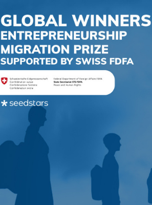 Seedstars and FDFA announce MENA and African startup winners of the Migration Entrepreneurship Prize