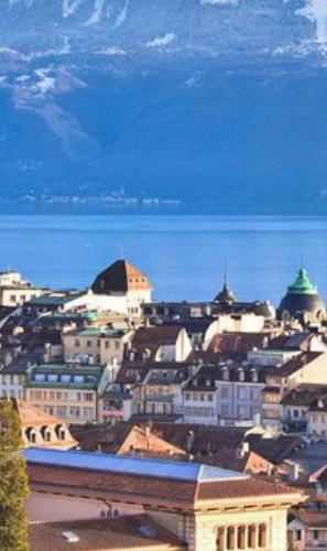 Canton De Vaud, Switzerland